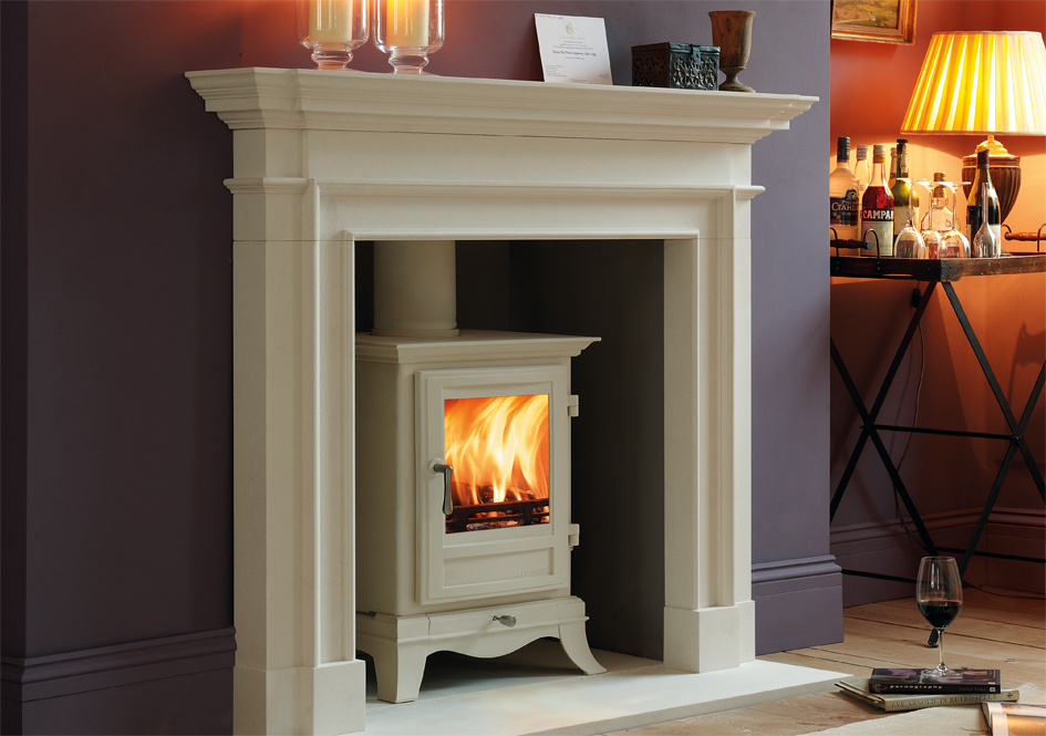Chesneys Beaumont Stove  York Fireplaces  Fires