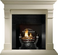Victorian Traditional Basket - York Fireplaces & Fires