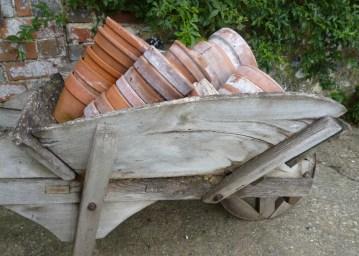 Find vintage plant pots at Murton Car Boot Sale