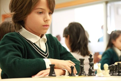 Jr Girls Chess Tournament