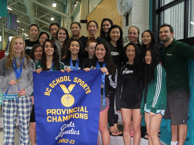 BC High School Sports Provincial Champions