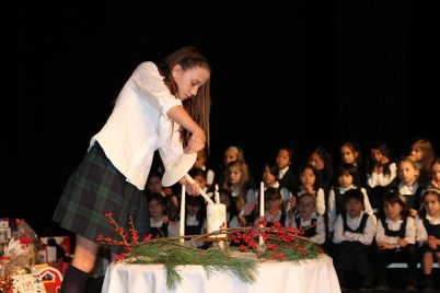 Jr. Candlelight Assembly