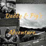 Featured image for the post daddy and pigs adventure