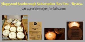 Featured image for the post review happy soul Scarborough subscription box test