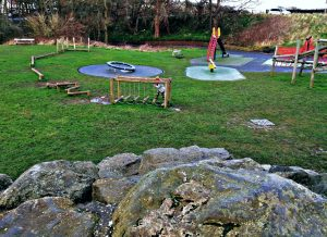 plenty of activities for children of all ages, best thing about a park, their free and unlimited time wise.
