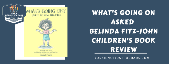 Featured image for the post whats going on children's book review