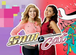 Sam and Cat. Both Mouse and Titch would recommend this one.