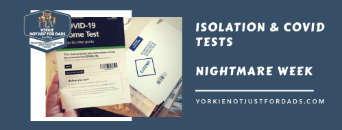 Isolation and covid tests