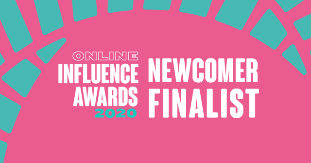 Yorkie not just for Dads Blog was nominated and was shortlisted as a finalist in the Best newcomer at the vuelio online influencer awards 2020.