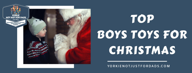 Featured image for top Boys toys for Christmas