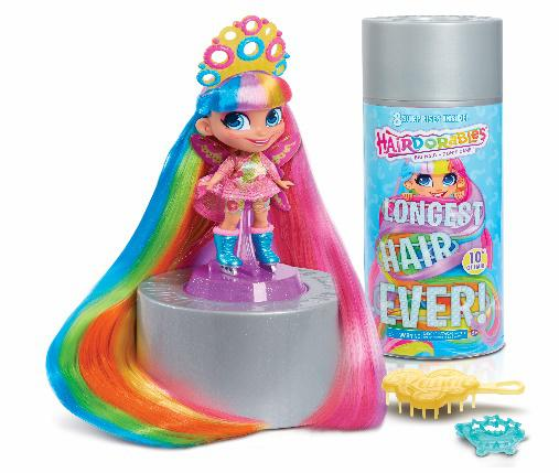 Hairdorables Longest Hair Ever,, another selection for Girls Toys that I have selected to feature in my 7 Top Girls toys for Christmas.