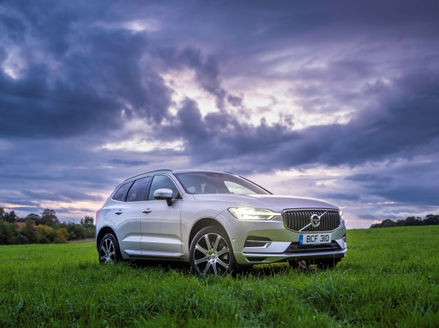 Volvo XC60 Recharge Plug-in Hybrid T8 Inscription Pro