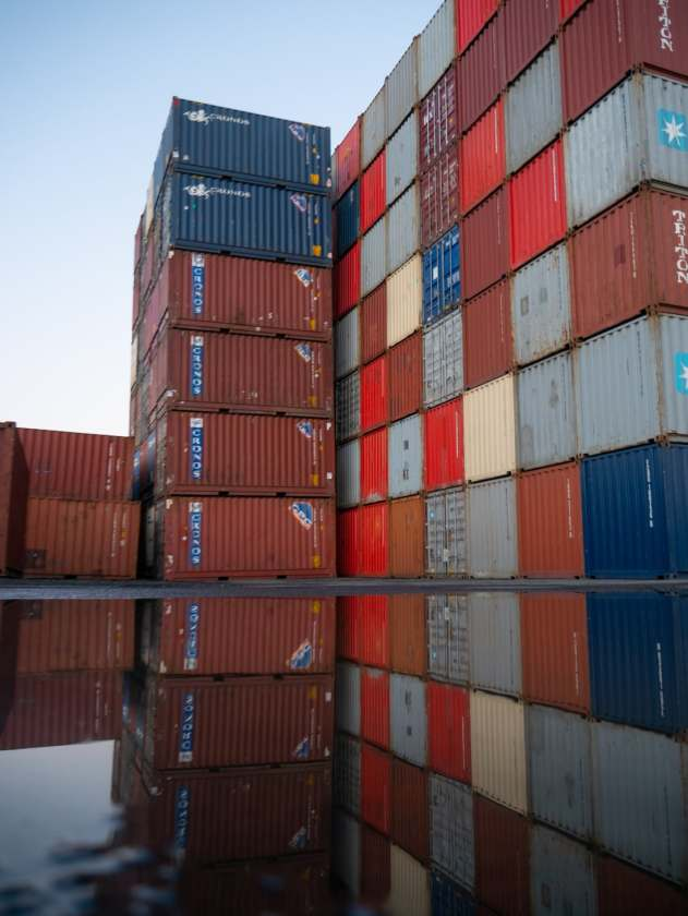 Container freight prices rise causing price increases of products such as outdoor toys.