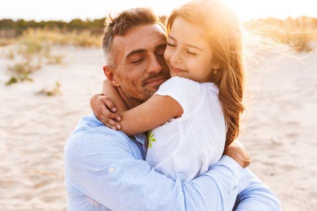12 things every dad should know and one of them is the love you will feel for your child.