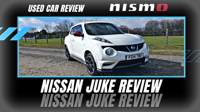 Used car review of a 2014 Nissan Juke Nismo.