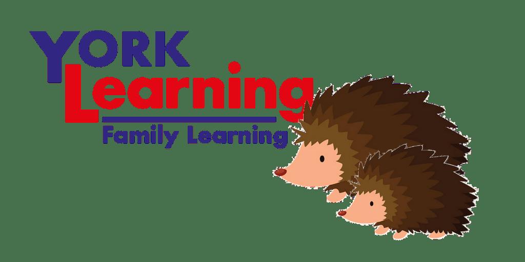York Learning Family Learning logo