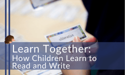How Children Learn to Read and Write courses