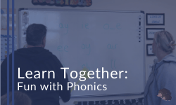 Learn Together: Fun with Phonics courses