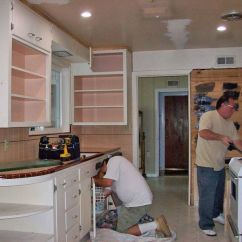 Kitchen Remodel How To Sink Spray Hose Replacement Yorklyn Construction A In The Right Order