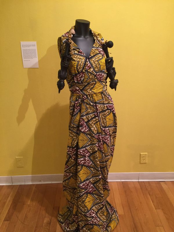 York College Fine Arts Showcases African Art