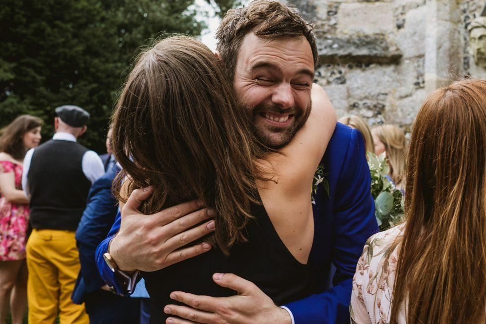 Hambledon Vineyard Wedding Photography