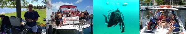 Scuba diving in newmarket york region Aurora GTA