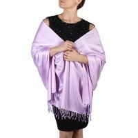 Lilac Pashmina Scarf Shawl Wrap  York Shawls