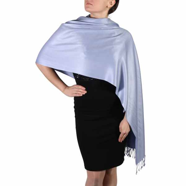 Lavender Pashmina Scarf Shawl Wrap York Shawls