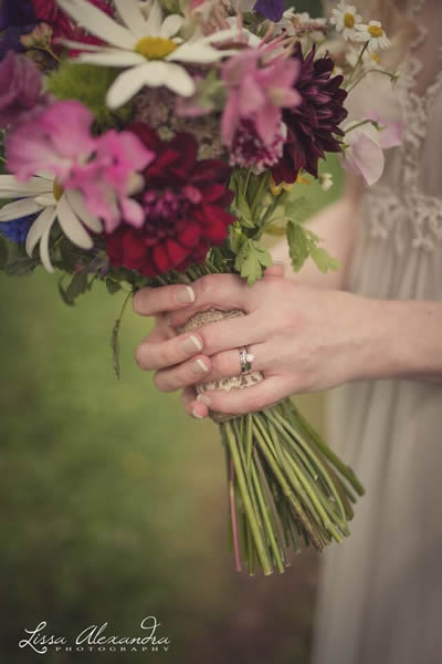 skipton and yorkshire wedding florist