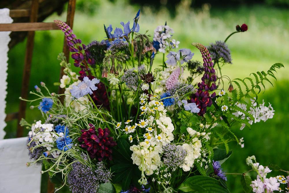 british wedding florist