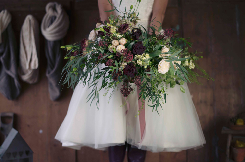 Brides Up North – Winter Hygge: A Rustic Wedding Styled Shoot In Yorkshire, Take Two