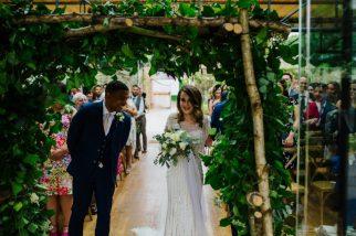 Josh and Emma's Wedding Day. Photo: Tim Dunk Photography