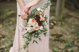 Hannah's Bouquet. Photo Jess Petrie Photography