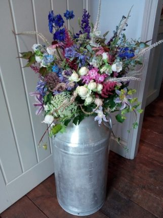 Milk Churn Arrangement