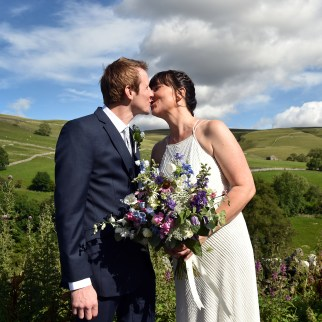 James and Rachel's Wedding. Photo Paula Solloway Photography