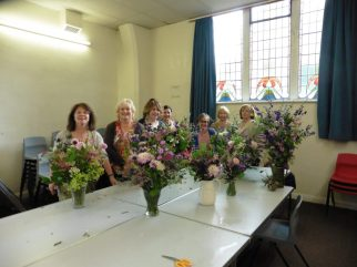 Summer Flowers Workshop