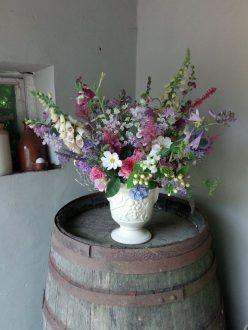 Summer Urn Arrangement
