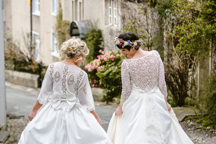 Bride Magazine – A Rustic Country Garden Bridal Shoot In Yorkshire