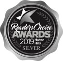 Yorkshire Enterprises Readers' Choice 2019 SIlver Tax Preparation Georgetown