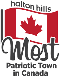 Halton Hills Most Patriotic Town