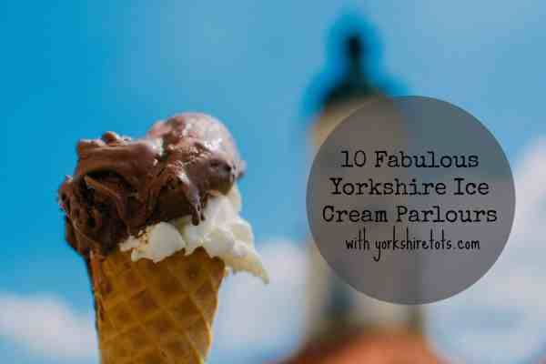 10 Fabulous Yorkshire Ice Cream Parlours