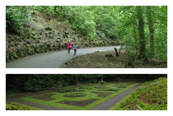 bagshaw museum gardens
