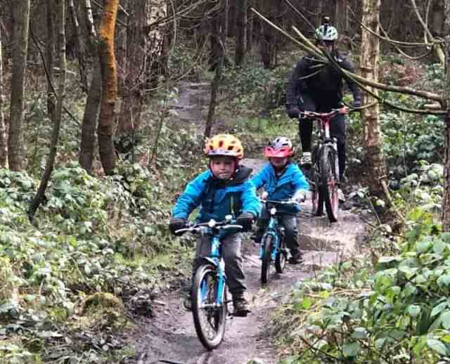 sherwood pines forest yorkshire family bike rides