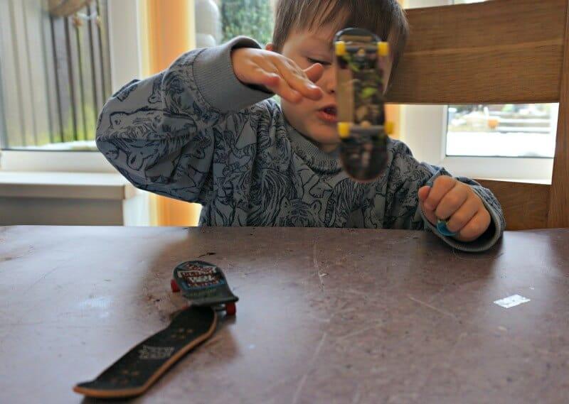 Tech Deck Fingerboards Review Yorkshire Tots