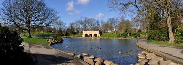 Greenhead Park - Spring 2014 - Panorama _ TIM HOGGARTH _ Flickr