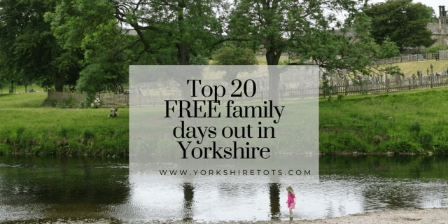 20 of the best FREE days out with the kids in Yorkshire