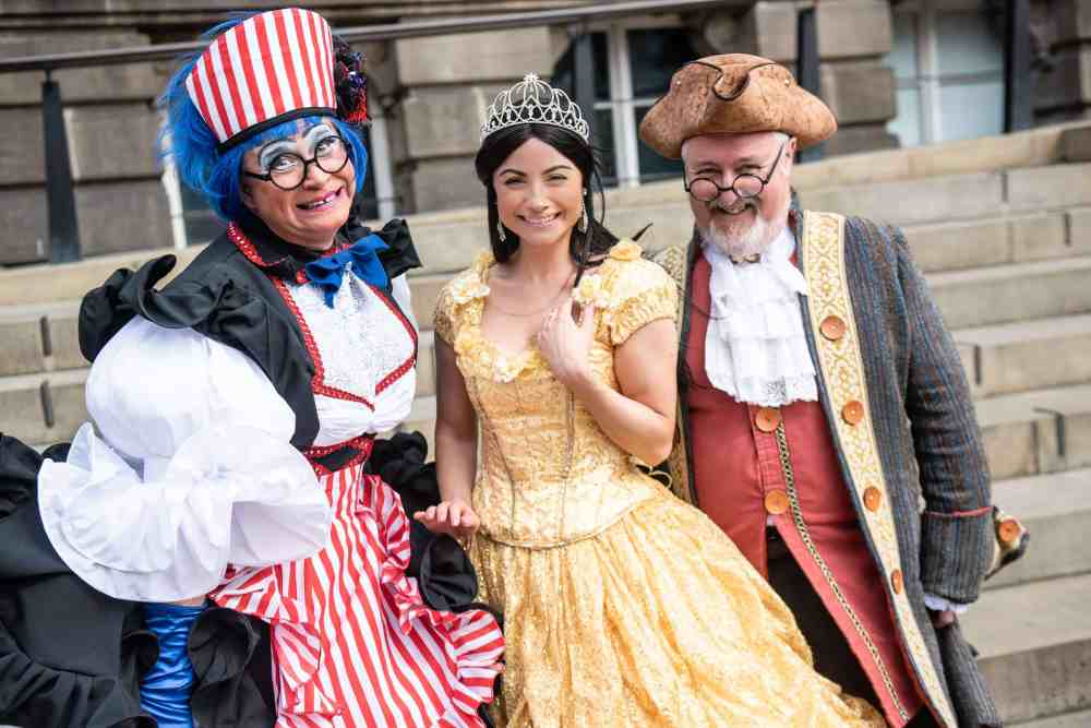 West Yorkshire Christmas Pantomime guide 2018-2019 - Yorkshire Tots