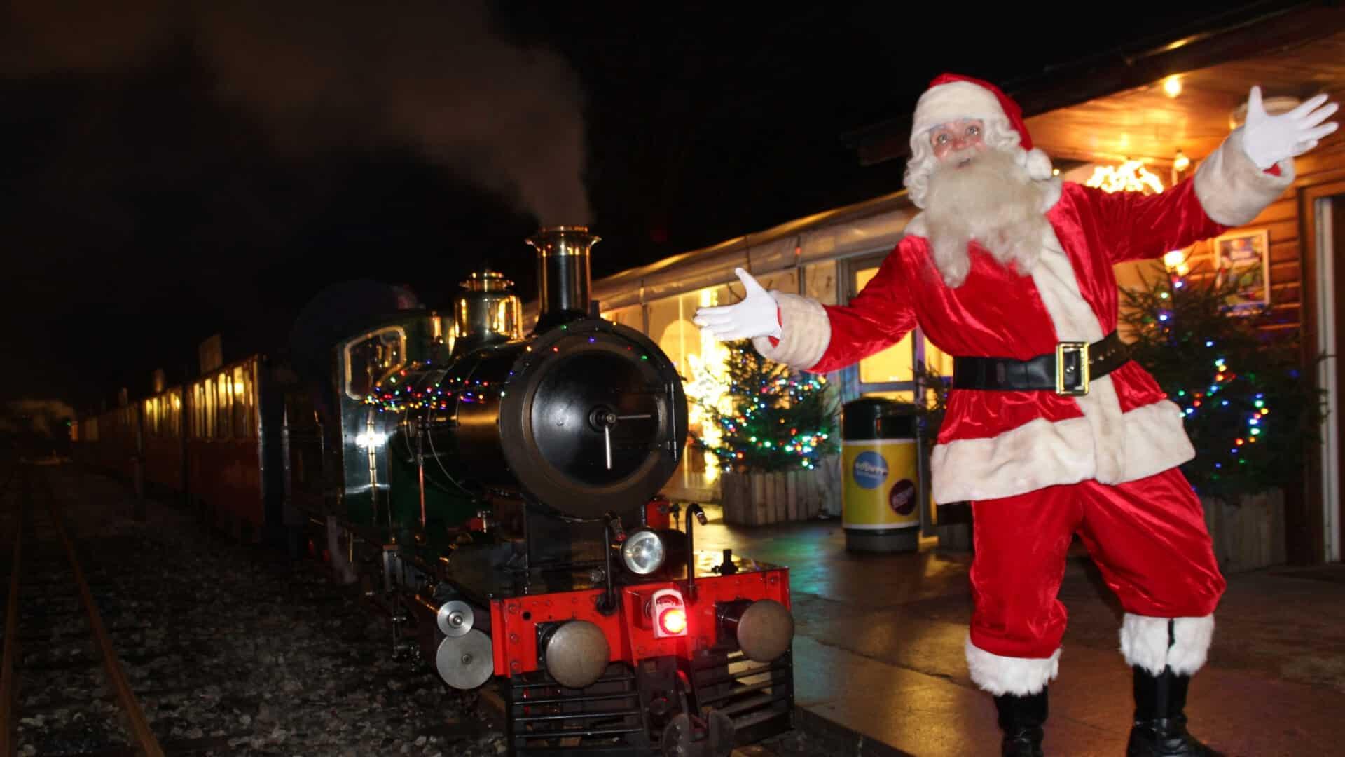 Christmas Specials 2019.Santa Specials Yorkshire Tots