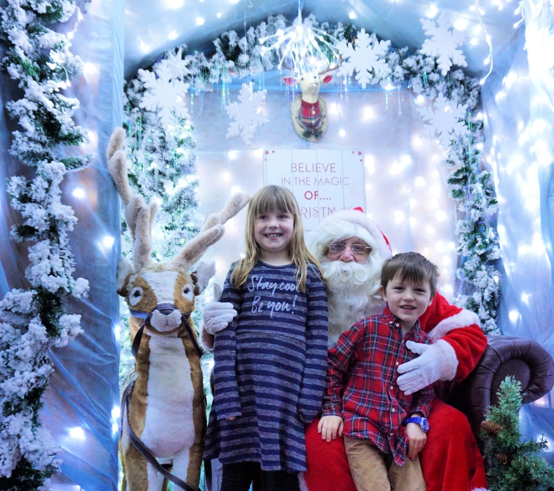 Have A Proper Yorkshire Christmas At Ackworth Garden Centre Yorkshire Tots