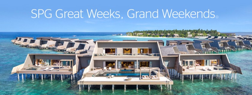 SPG Great Weeks
